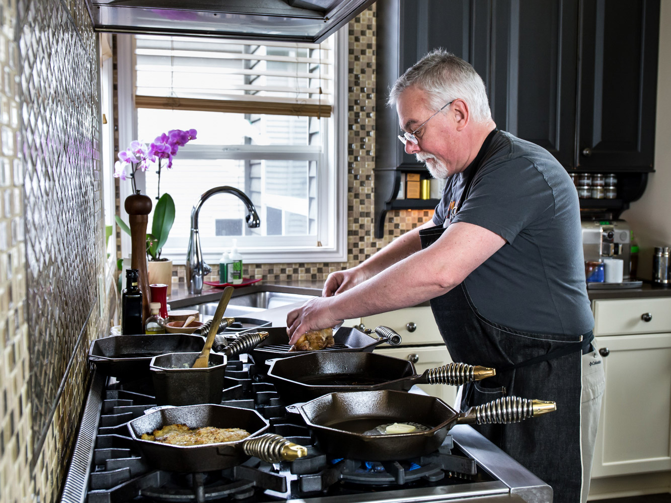 Best Cast Iron Cookware - Chef Philippe Boulot