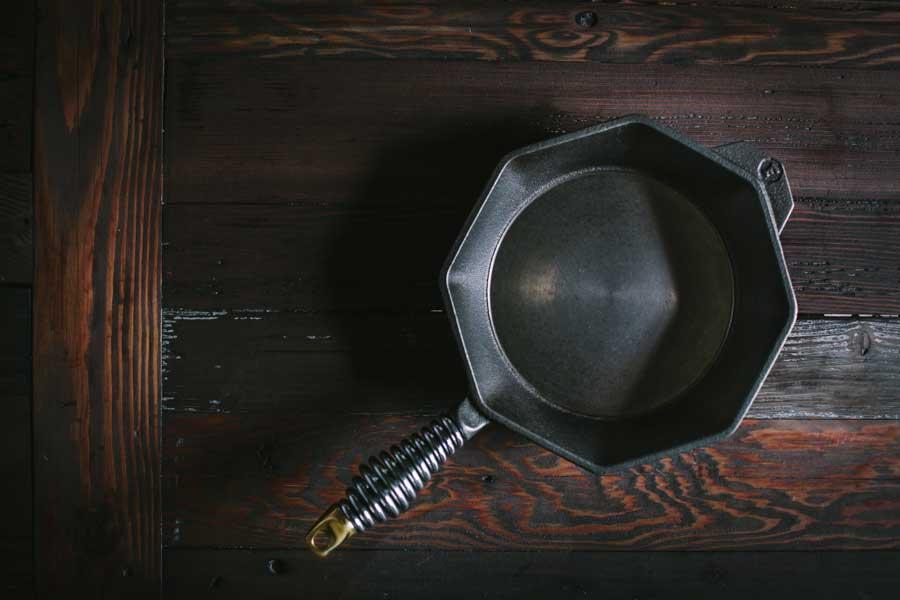 FINEX Cast Iron Skillet - 8-inch