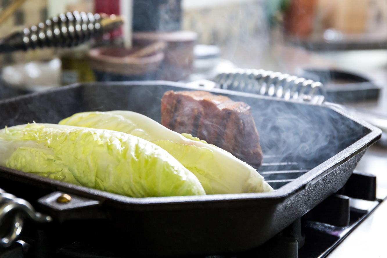 Blackened Oregon Albacore Tuna Recipe