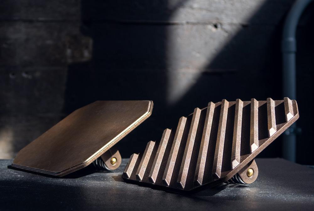 """FINEX 8"""" grill and flat press"""