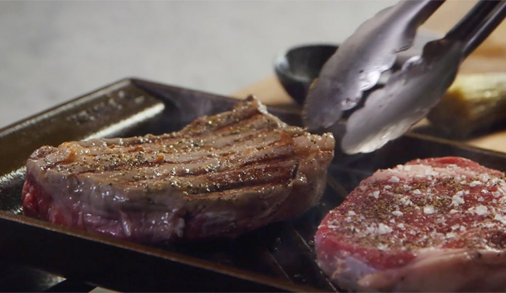 FINEX Brand Asset Preview - Grill Pan Steak