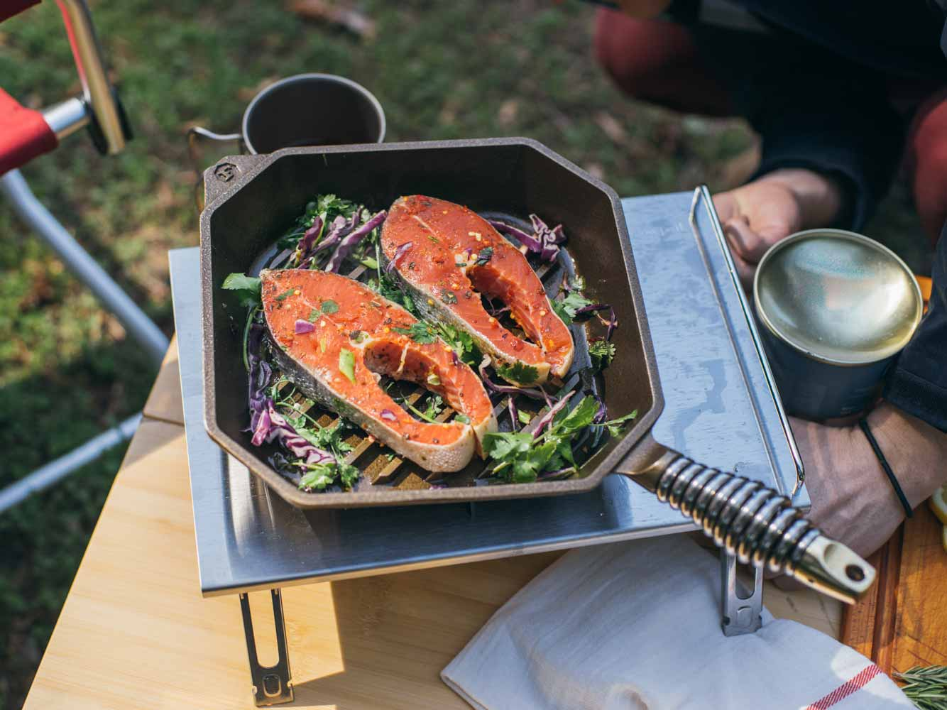How To Cook Burgers In A Cast Iron Grill Pan
